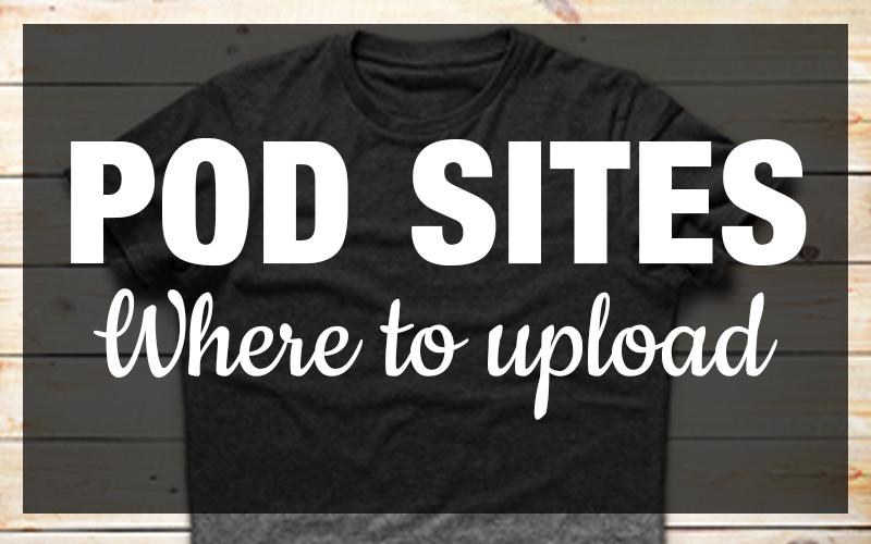 POD Websites