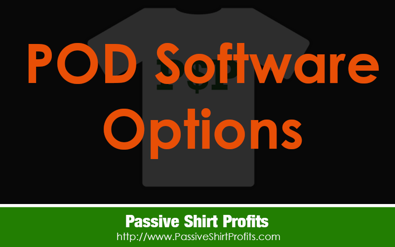 POD Software Options
