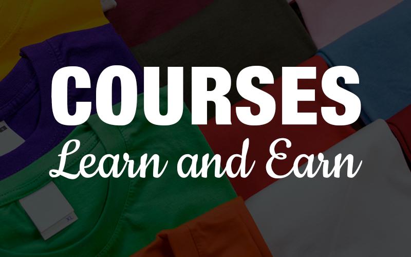 Passive Shirt Profits Courses