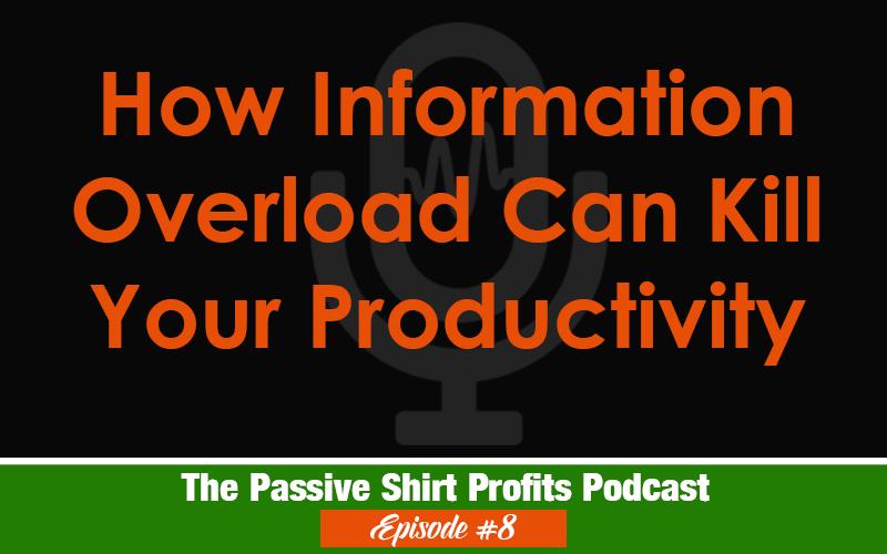 Merch & Information Overload!