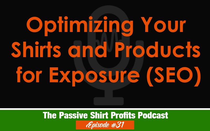 Optimizing Your Shirts for SEO