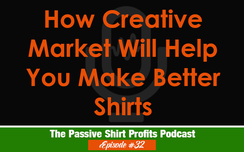 How Creative Market Will Make You A Better Shirt Designer