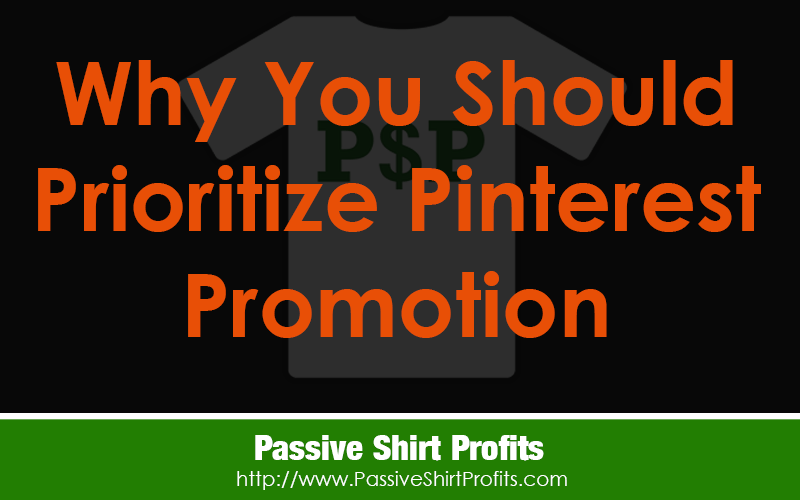 Promoting Your T-Shirts With Pinterest